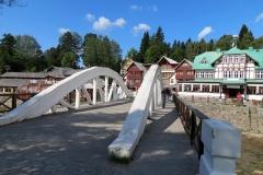 Spindlermühle, Brücke, Riesengebirge