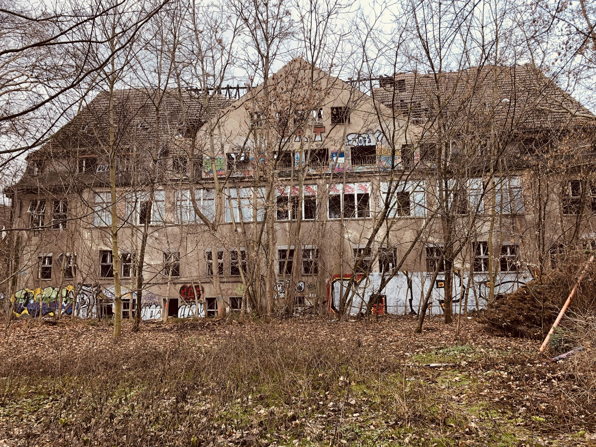 Kindersäuglingsklinik Berlin Weißensee