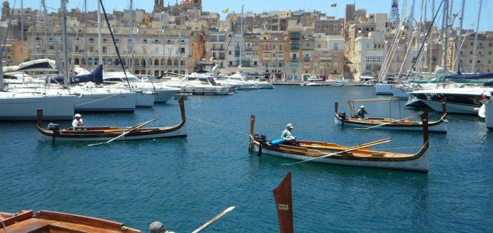 Valletta Hauptstadt Malta