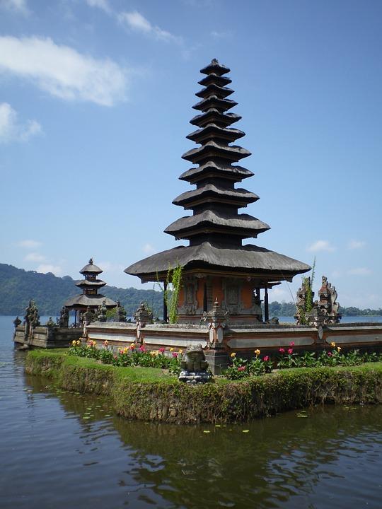 Pura Tanah Lot Bali Indonesien