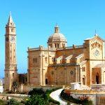 Gozo Kirche