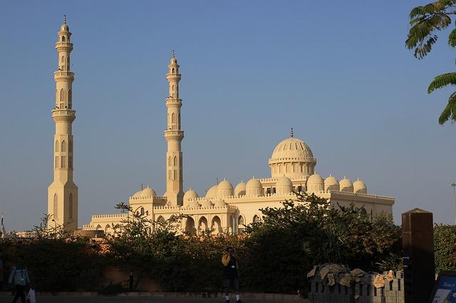 Afrika, Ägypten, Hurghada