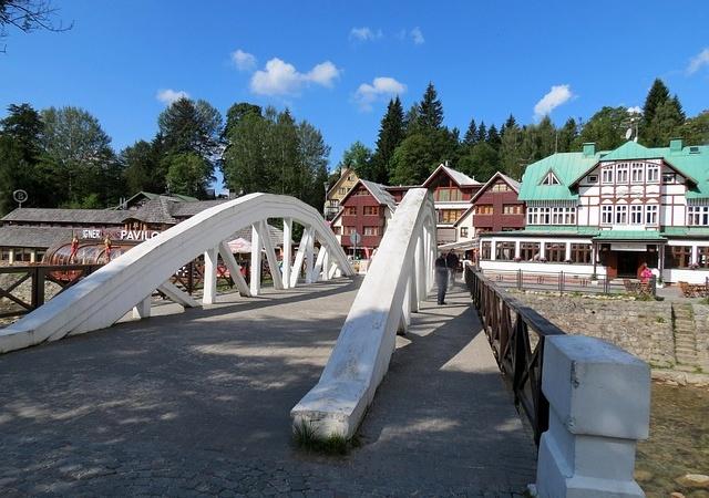 Spindlermühle im Riesengebirge: Urlaub in der Tschechischen Republik