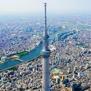 Tokio, die größte Metropole Japans