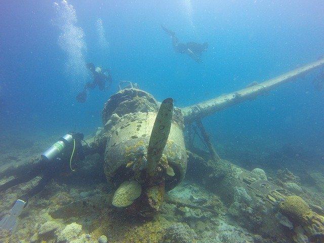 Palau Wracktauchen